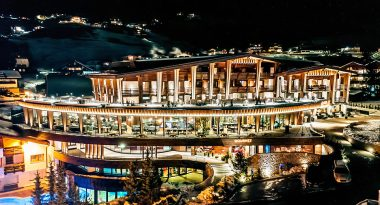 Hotel Granbaita Dolomites Außenansicht