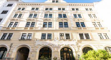 Hotel Josefshof Am Rathaus Außenansicht