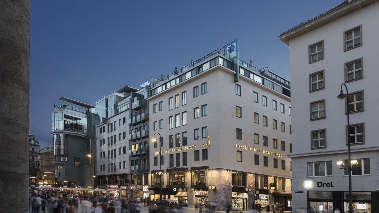 Hotel Am Stephansplatz Cover Image