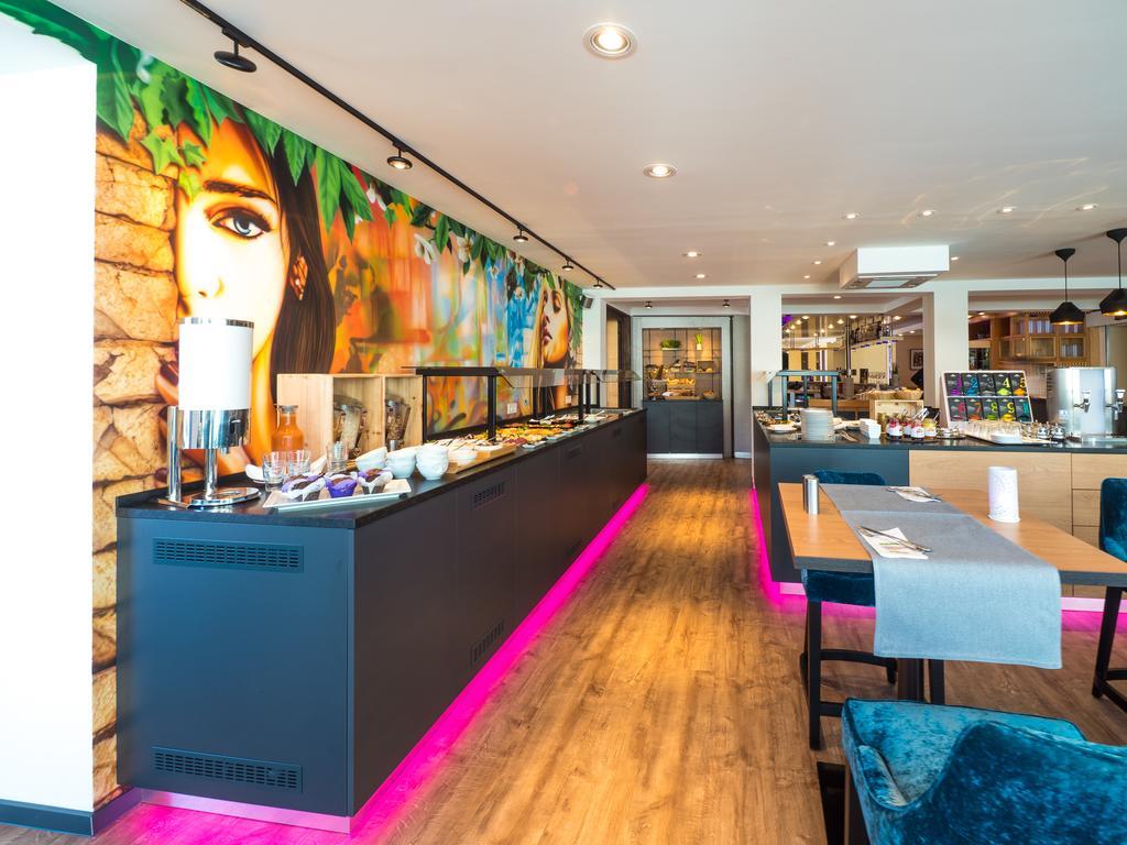 Hotel Am Triller Frühstücksbuffet
