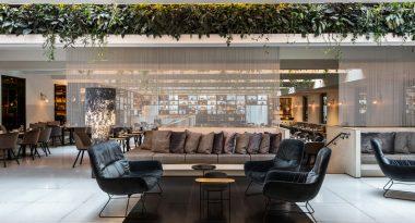 Munich Hotel Partners (MHP) Lobby