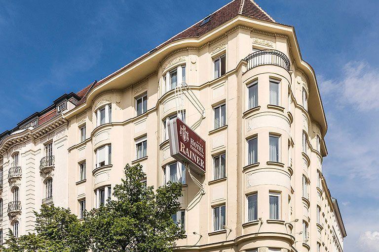Schick Hotels Wien Außenansicht