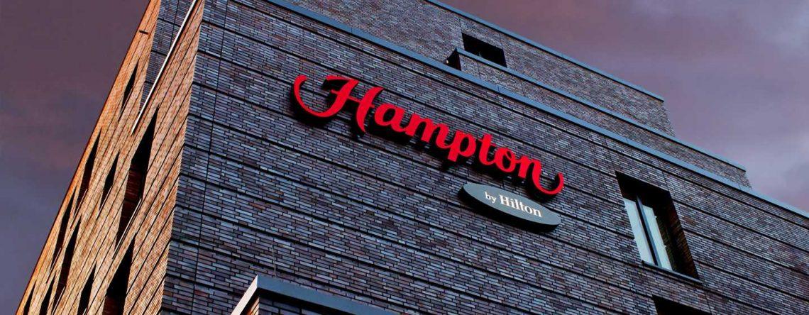 Hampton by Hilton Außenansicht