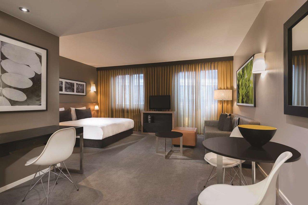 Adina Apartment Zimmerbild