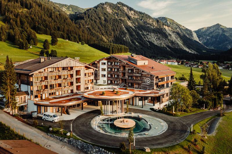Hotel Jungbrunn Außenansicht