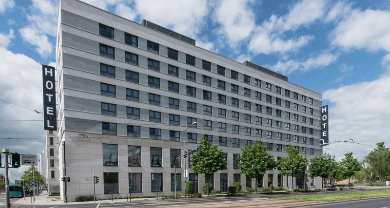 Welcome Hotel Frankfurt Außenansicht