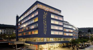 Hotel Meierhof Außenansicht