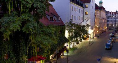 Hotel Platzl Außenansicht