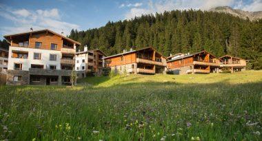 PRIVA Alpine Lodge Außenansicht