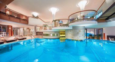 Schlosshotel Fiss Pool