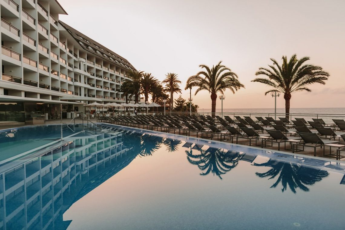 Hotel Don Gregory By Dunas Pool