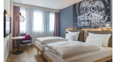 Roomz Vienna Zimmer