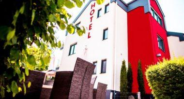 Hotel Am Wartturm Außenansicht