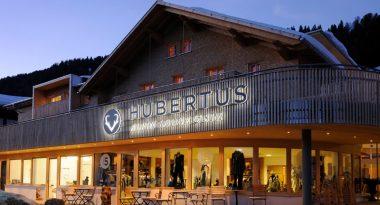 Außenansicht Hubertus