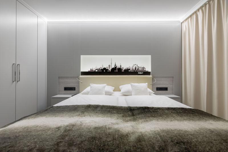 SI Suites Zimmerbild