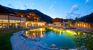 Familien Resort Moar Gut Pool