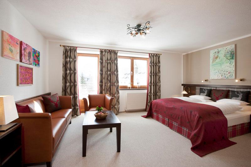Arlberg1800RESORT Hotelzimmer