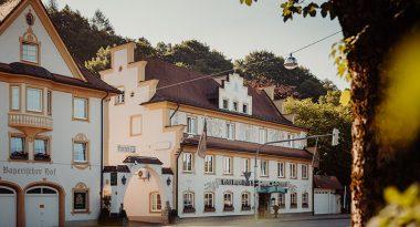 Bayerischer Hof Außenansicht